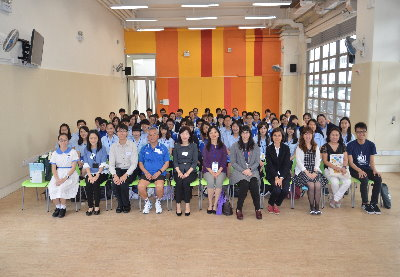 School Visit by New Taipei City Panciao High School